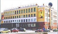 СибГАУ, главный корпус, Крас. раб. 31