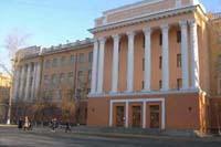 ГУЦМиЗ, главный корпус, Красноярский рабочий 95
